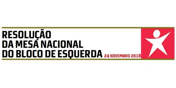 Mesa Nacional reuniu a 24 de novembro