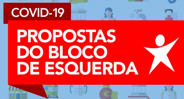 Responder à crise: as propostas do Bloco